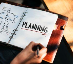 planifier agenda organisation
